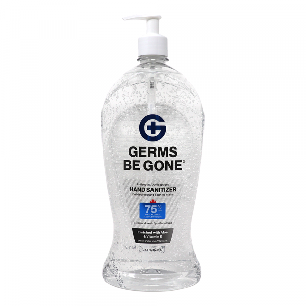Germs Be Gone! Hand Sanitizer - 1 Litre
